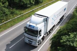 ACS&T lorry