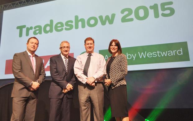Appleby Westward trade show