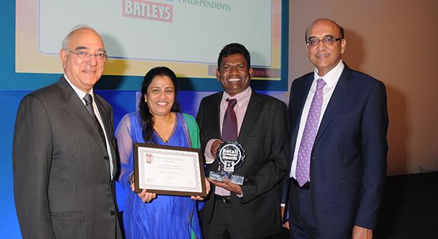 Bestway Retail Development Awards – Overall winner