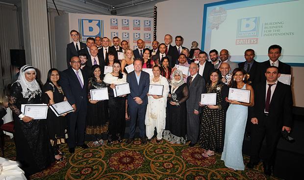 Bestway Retail Development Award winners