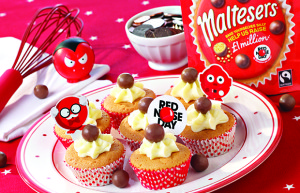 Maltesers Bake Yourselves Silly campaign