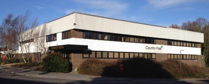 Country fare headquarters