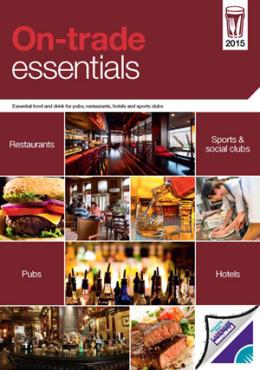 On-trade essentials brochure