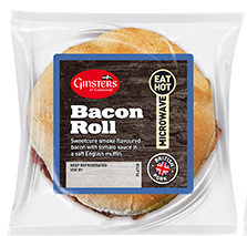 Ginsters Bacon Roll