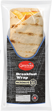 Ginsters Breakfast Wrap