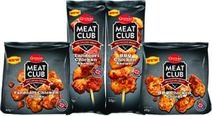 Ginsters Meat Club
