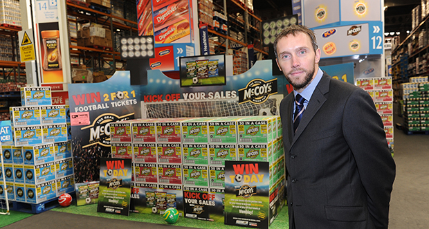 KP McCoys Promotion at Bestway, Park Royal, NW10