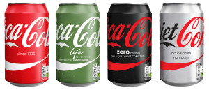 Coca-Cola brands