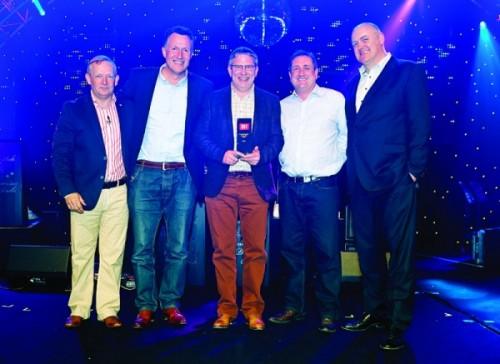 Pro-retail 2014 award winners