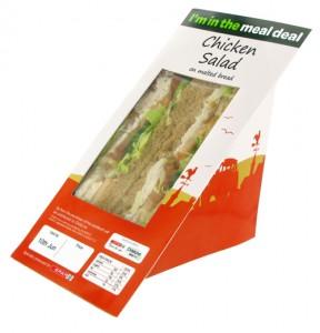 SPAR Chicken Salad sandwich