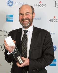 Steve Parfett, Institute of Directors
