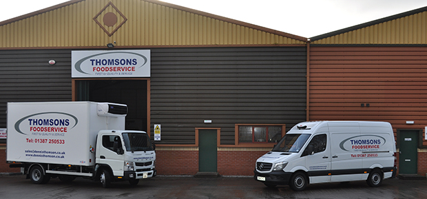 Thomsons Foodservice depot