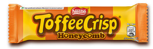 Toffee Crisp Honeycomb