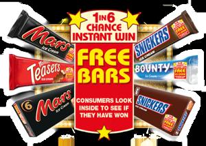 Mars Instant Win